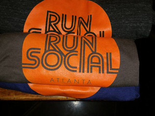Run Social Network Kick Off Event was awesome!