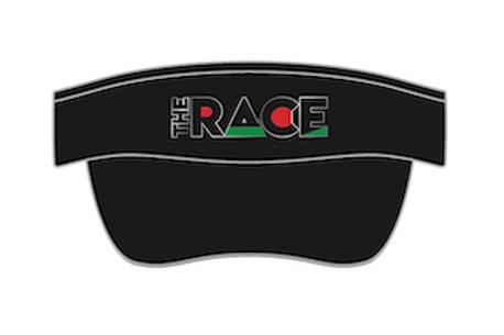 The Race Full Logo Visor