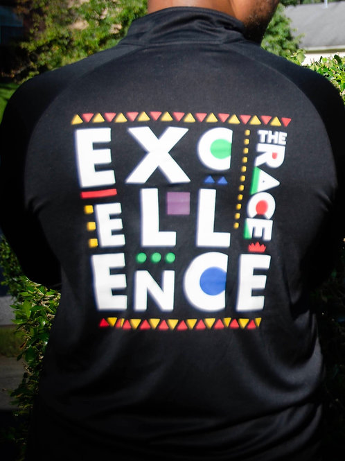Excellence Quarter Zip