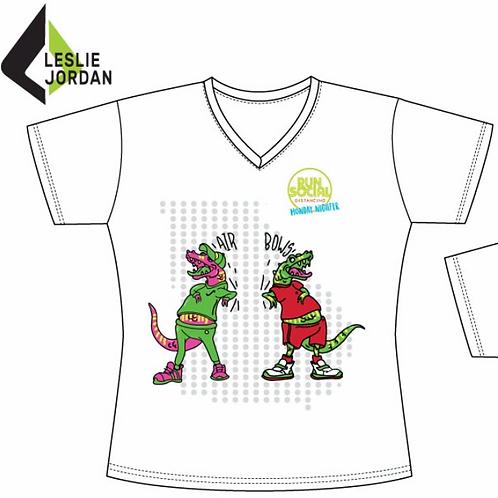 RSDMN Womens V-Neck Shirt