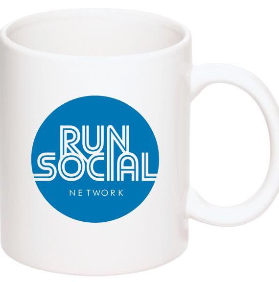 1st 50 Run Social Network members receive a RSN Coffee mug!