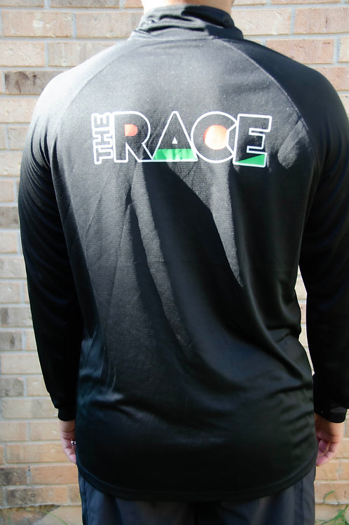 The Race Quarter Zip