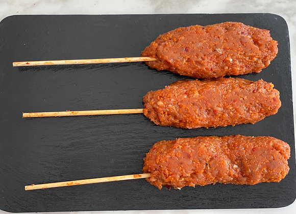 Turkey kofta firecracker marinade pack of 4