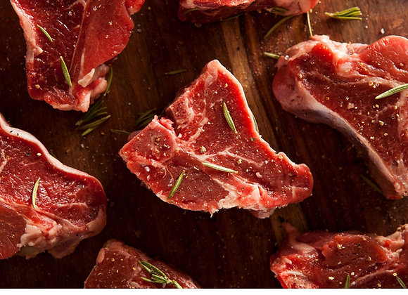 Lamb chops 2kg