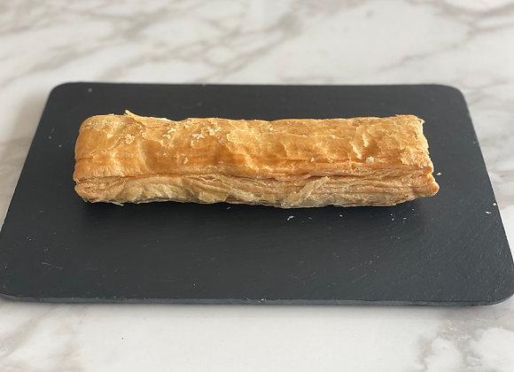 Homemade sausage roll