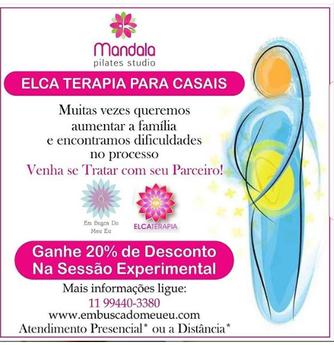 ELCA Terapia para casais que querem engravidar