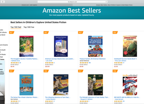 Picture Book Election Parody a Kindle Best Seller