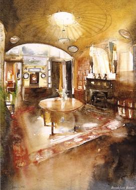 Soane Museum - Breakfast Room