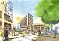 Edgbaston, Reid Architecture