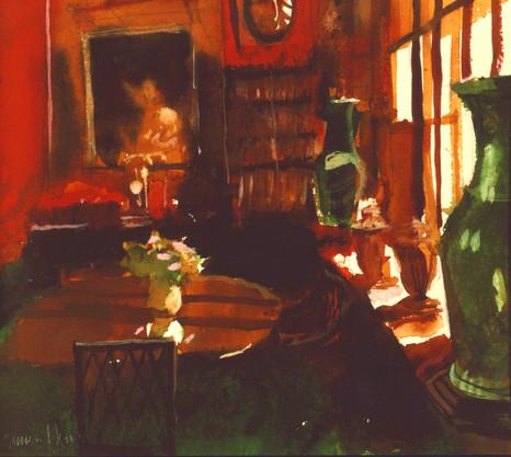 Soane Museum, Dining room