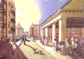John Simpson, New Town