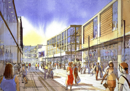 Reid Architecture retail