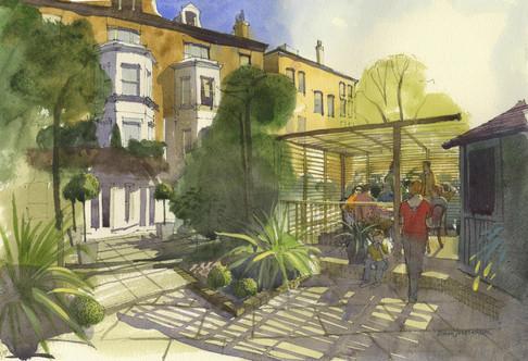 Garden Kensington