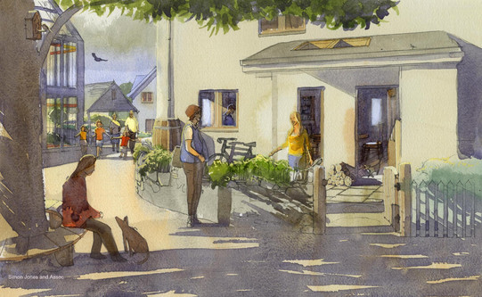 Living Villages Eco Housing