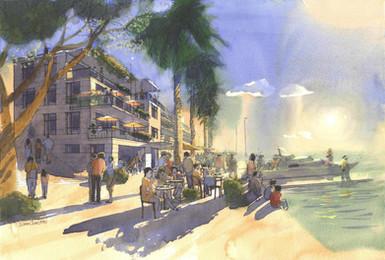 C Concept Design Marina
