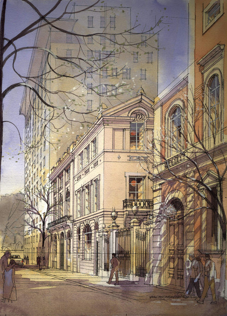 John Simpson, New York