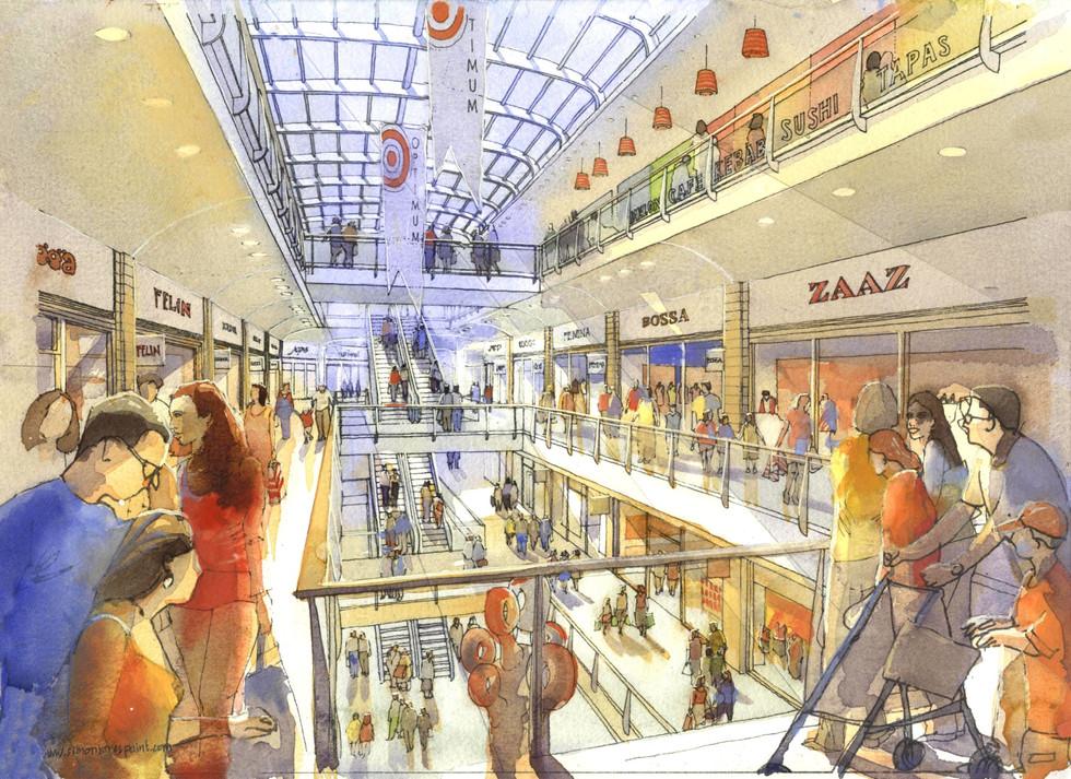 C Concept Guarda Mall