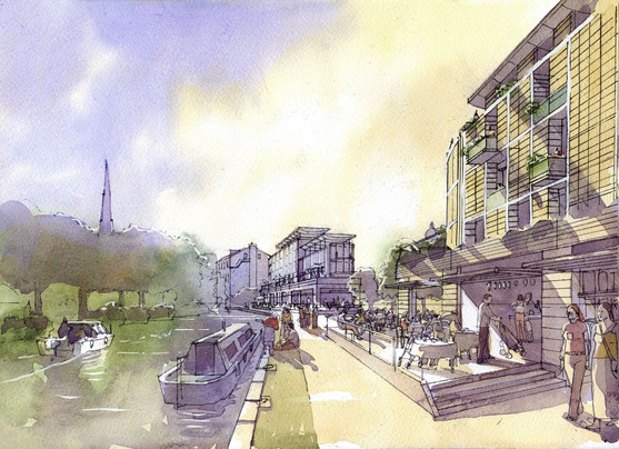 Reid Architecture canal