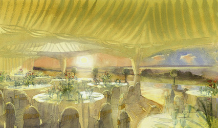 Wedding venue, Gower