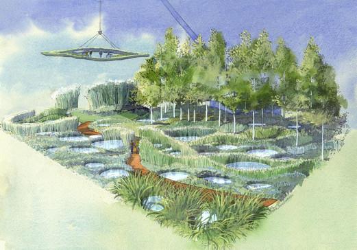 'Irish Sky Garden' Diarmuid Gavin