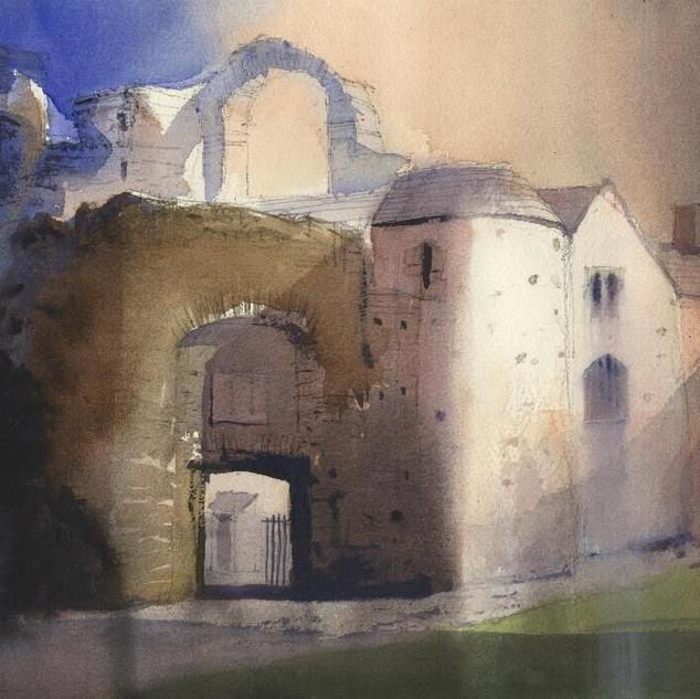 73 Oxwich Castle