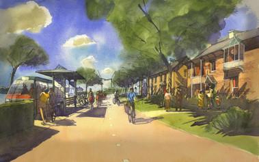 Penbury Eco Town 2