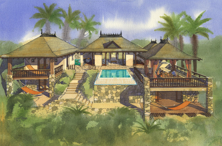 Grenadines Villa