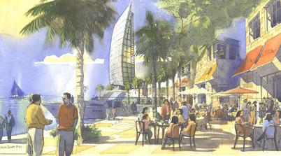 C Concept Design Marina 2