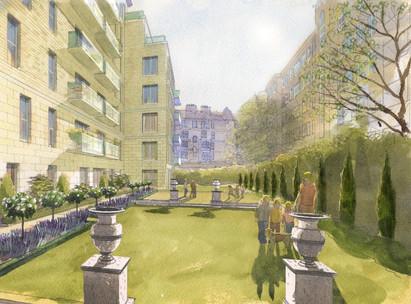 Garden, London Realty