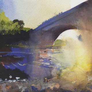 107 Llandeilo Bridge Sunrise