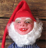 Vanha joulukoriste, joulutonttu, tonttu, joulupukki, tomtenisse, Arne Hasle, visit joulupukki, visit Santa Claus, visit Tonttumuseo,