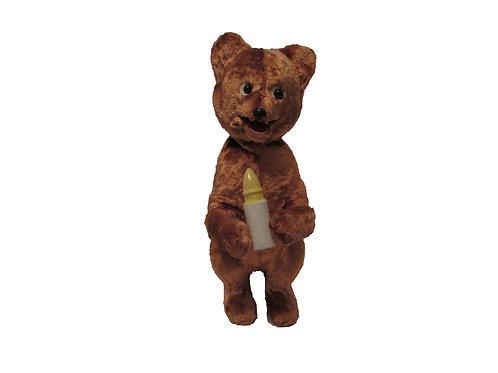 Mekaaninen karhu lelu -50 luvulta