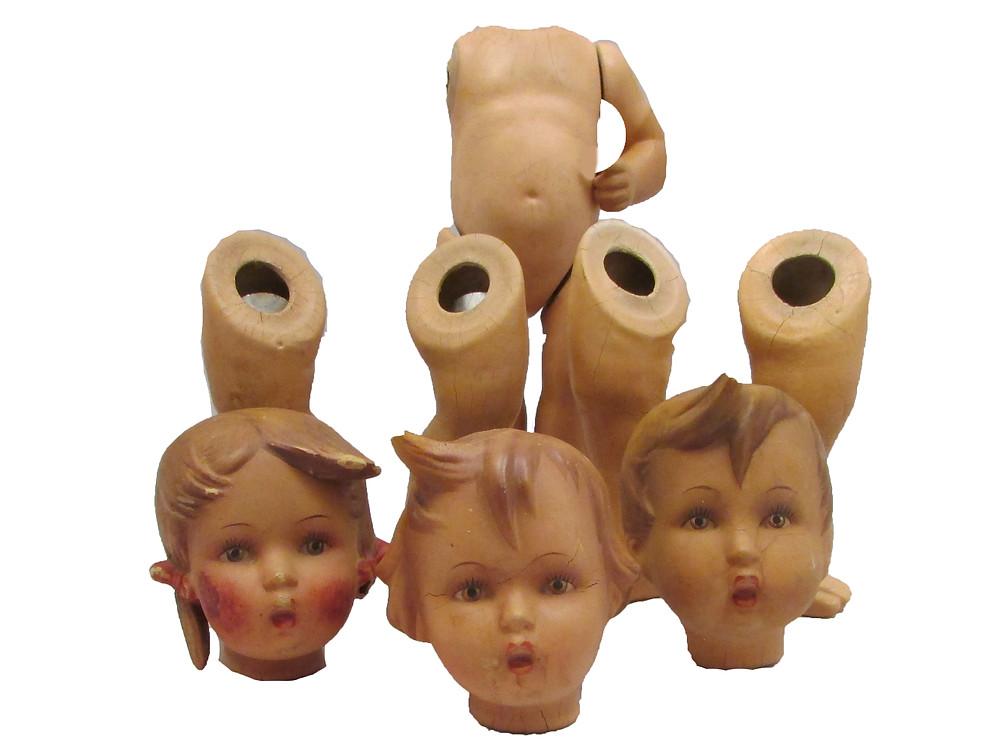 Hummel, Hummelnukke, Hummel tyttönukke, Hummel poikanukke, vanha nukke, nukenkerääjä, kerääjä, keräilijä, antiikkinukke