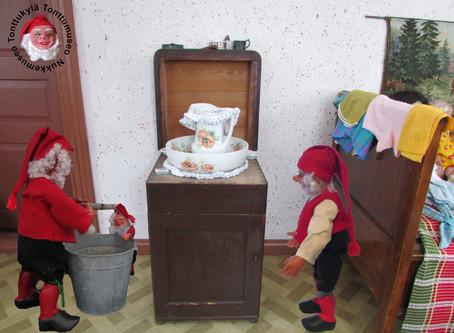 Korona varatoimet Tonttukylässä
