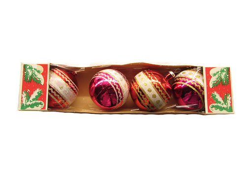 Joulukuusen koristepallo, joulukoriste, joulupallot