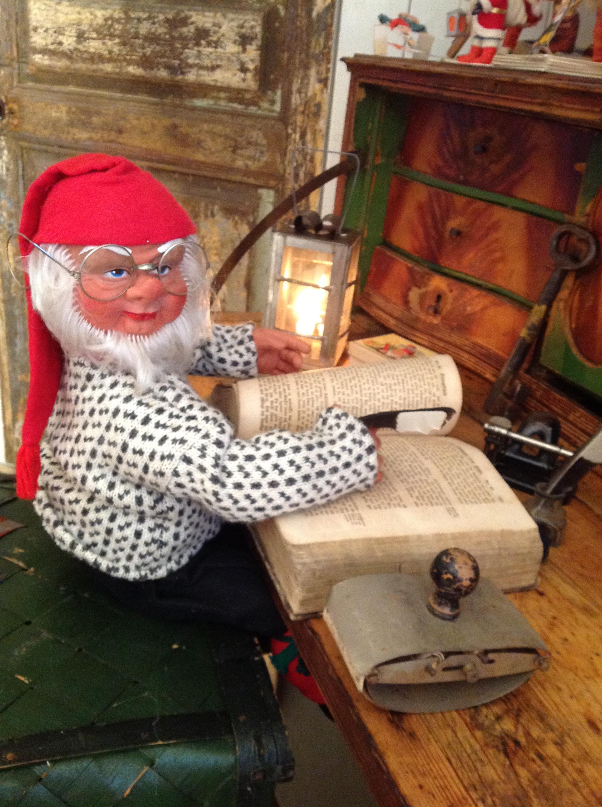 Santa's desk