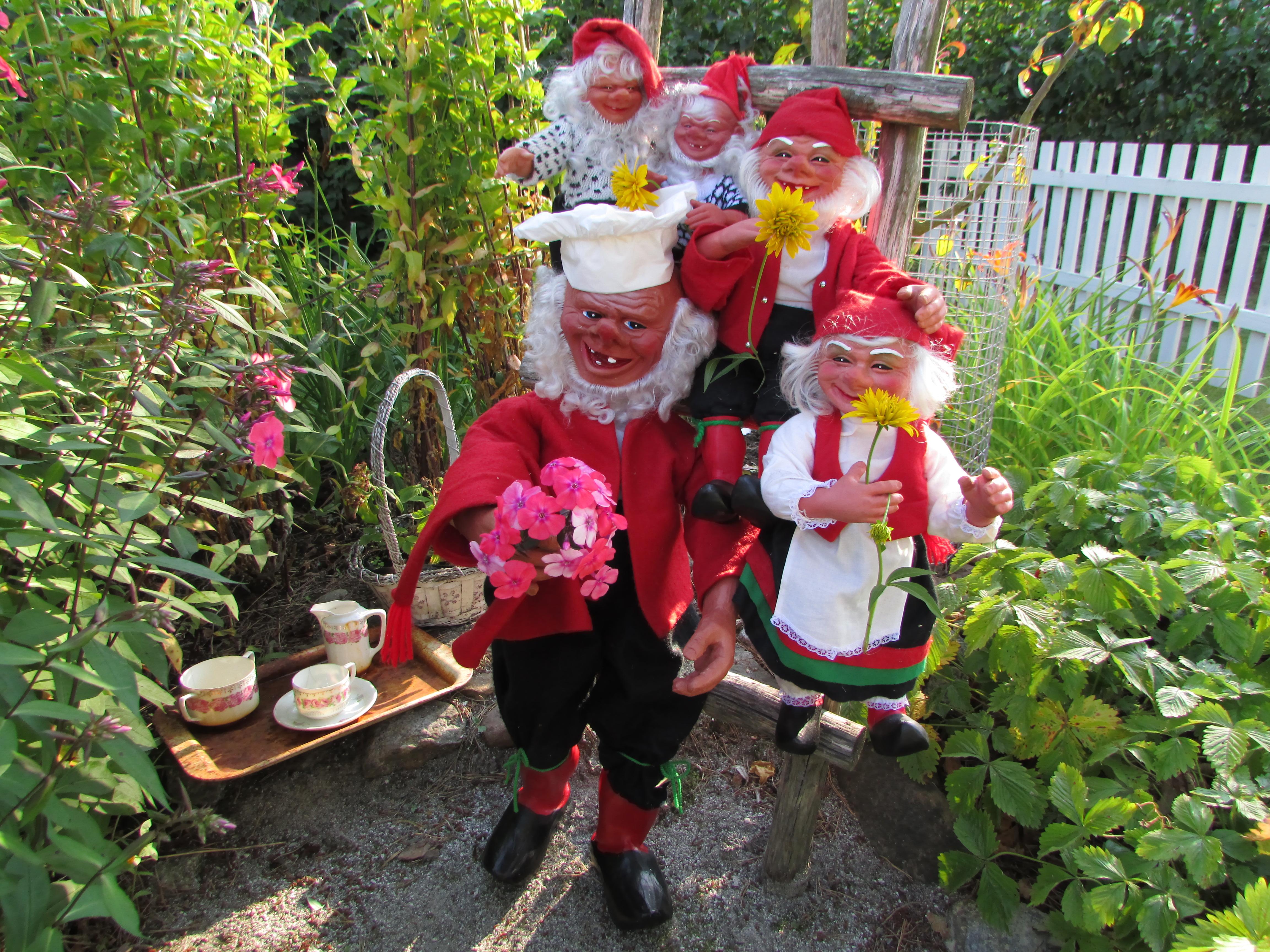 Santa Claus Museum | Garden