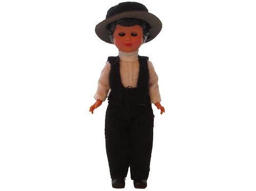 Nukkekodin nukke -70 luvulta