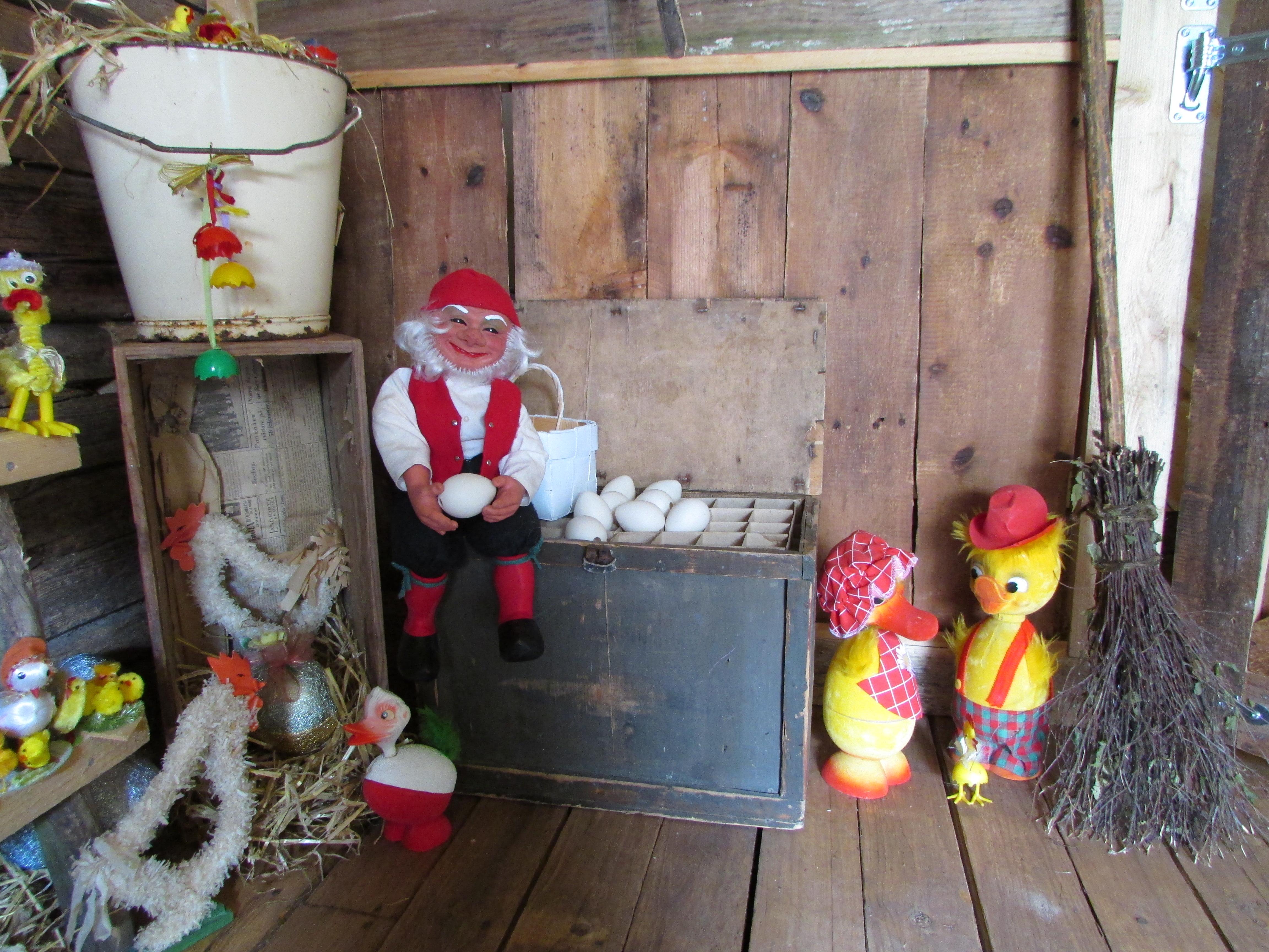 Santa Claus Museum | Santa, easter