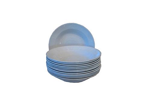 Arabian ruoka lautaset -60 luvulta