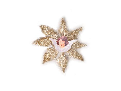 Hopealanka latvatähti, joulukuusen latvatähti