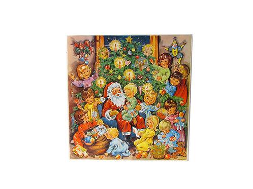 Vanha joulukalenteri, adventtikalenteri
