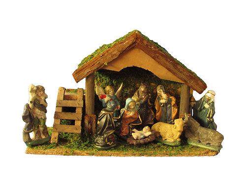 Jouluseimi, seimihahmot, vanha joulukoriste