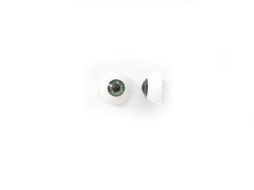 Nuken silmät - ackryliä - 24mm