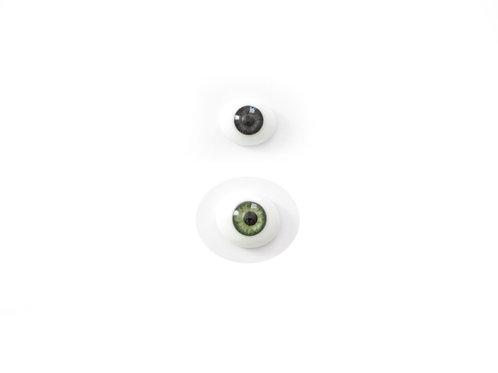 Nuken silmät - lasia - 24mm