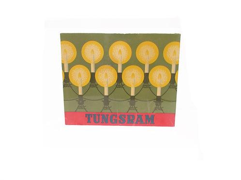 Joulukuusen kynttilät Tungsram