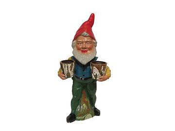 Vanhat joulukoristeet, vanha joulu, perinne joulu, Tonttumuseo, joulukoristemuseo, keraamiset tontut, Heissner, Arne Hasle, tomtenisse, tomte