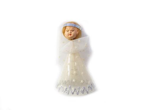 Vanha enkeli joulukoriste K.A Weiste