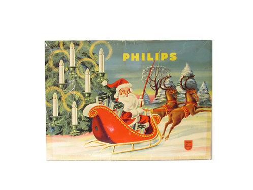 PHILIPS sähkökynttilät, valosarja, joulukuusen kynttilät
