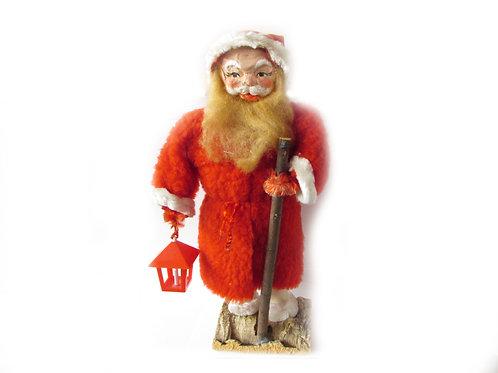 Joulupukki koriste, K.A Weiste joulupukki, piipunrassi joulupukki, Santa Claus, Tomte,